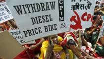 Indien: Millionen streiken, niemand berichtet