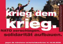 Antikapitalistischer Aufruf- Proteste gegen die SIKO 2020
